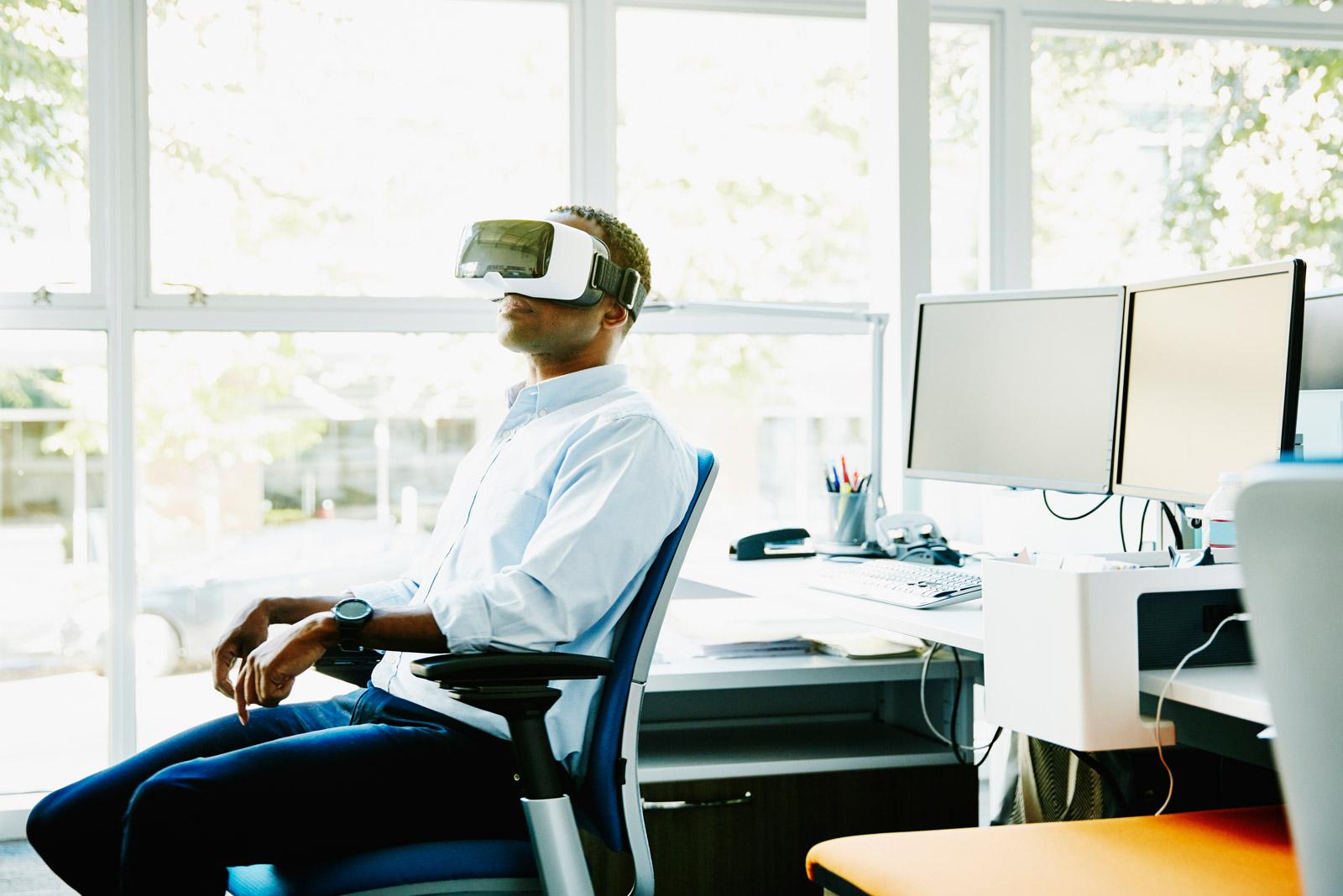 Die digitale Zukunft verändert das Büro