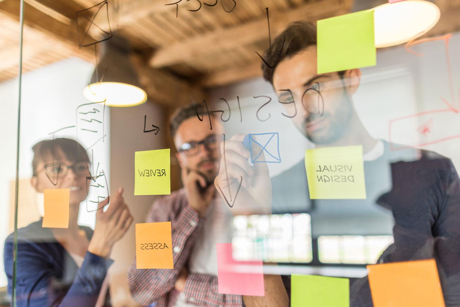 Design Thinking – Modewort oder neue Zauberformel?