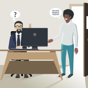 Gebt dem Nachwuchs das Kommando. Wie Alt und Jung im digitalen Unternehmen voneinander lernen (Teil I)