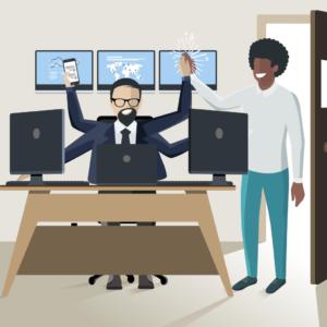 Gebt dem Nachwuchs das Kommando. Wie funktioniert Reverse Mentoring in der Praxis? (Teil II)