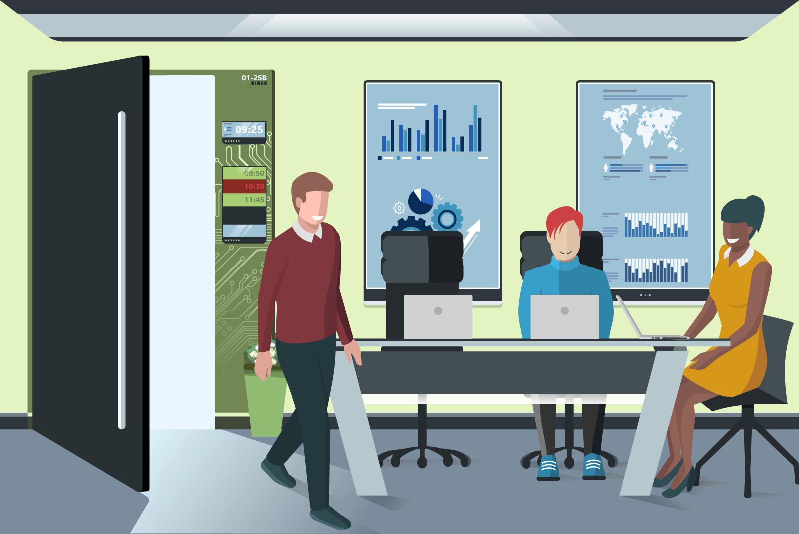 Digitalisierung 2020 – eine Vision