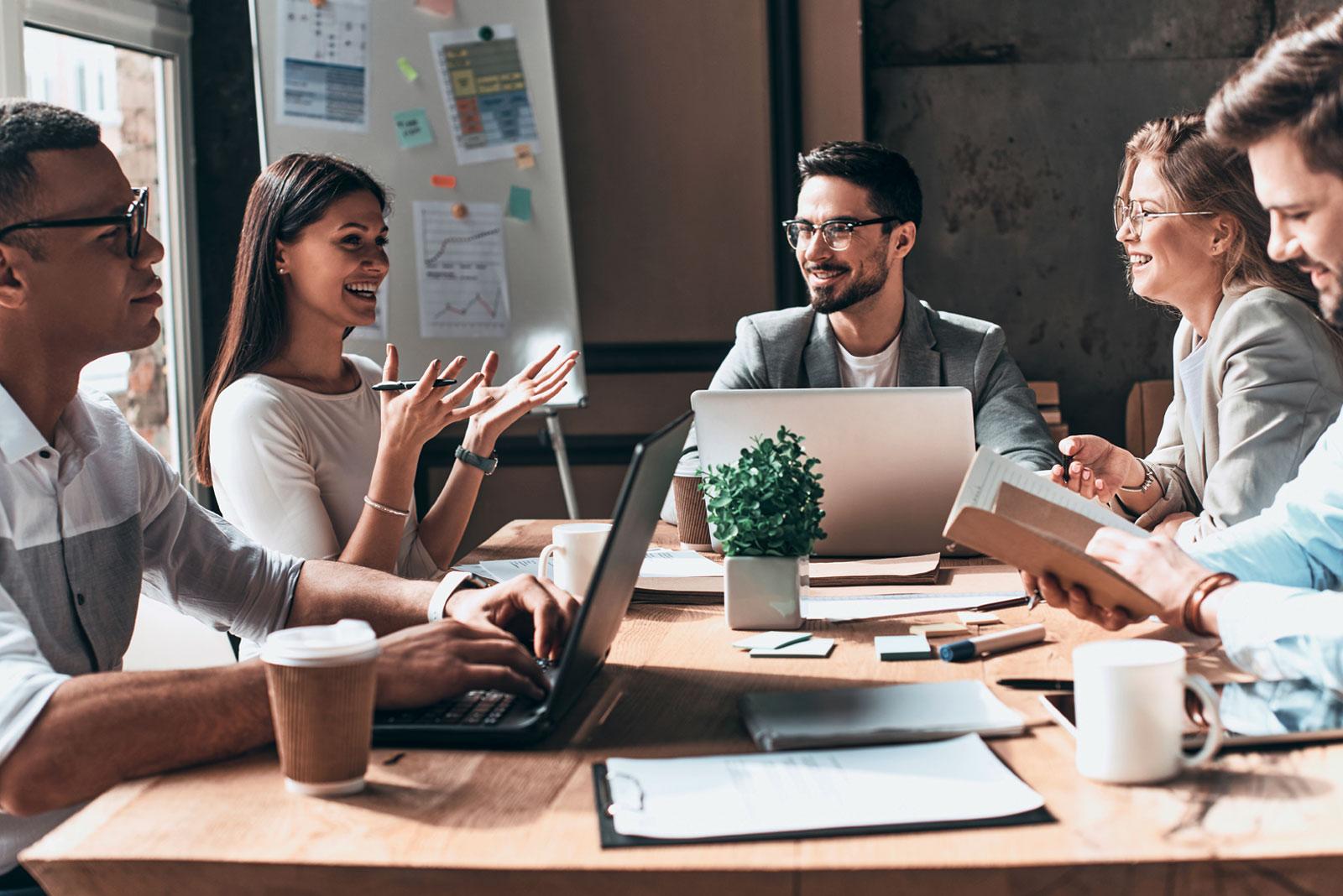 Smart Meetings – drei Zukunftsvisionen