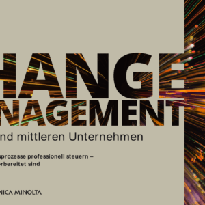 Changemanagement: das Job Wizards Workbook zum Thema
