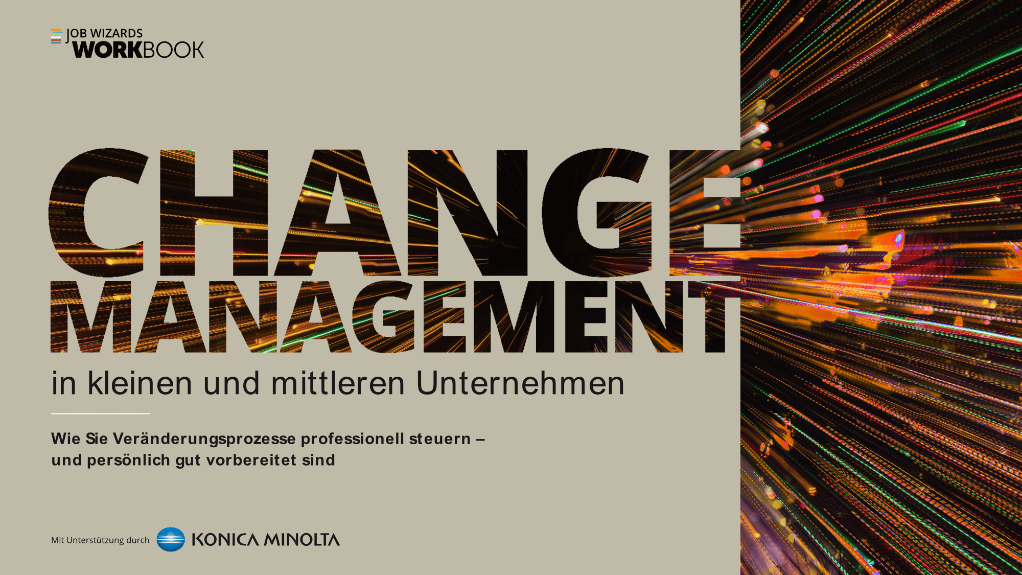 Workbook Change Management Cover