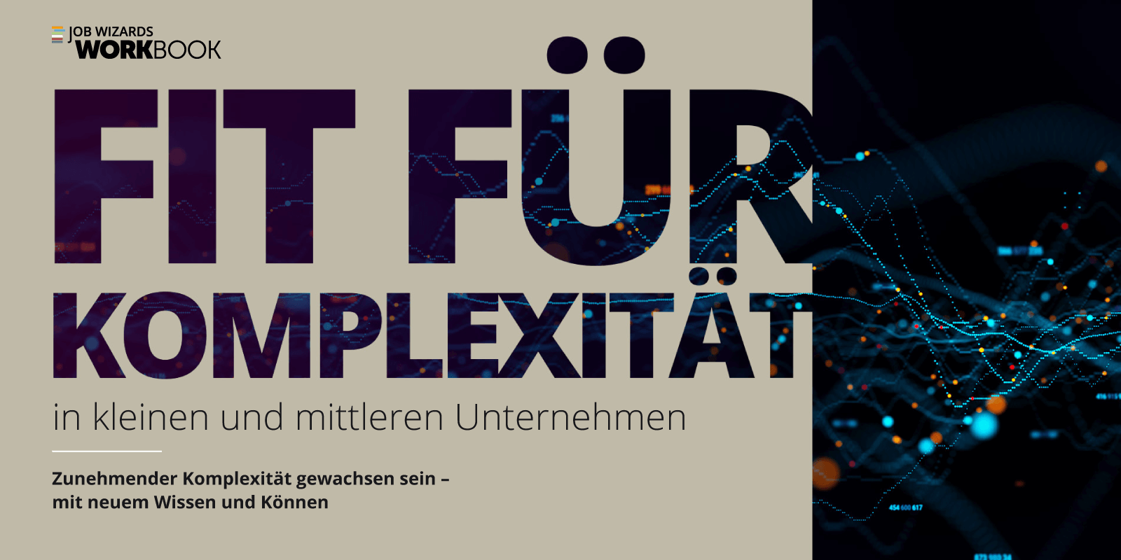 Titelblatt Workbook 4 Komplexitätsmanagement