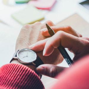 """Mit dem passenden Zeitmanagement wird aus """"keine Zeit"""" wieder """"meine Zeit"""""""