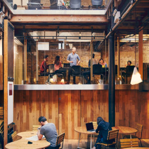 The new office – spaces have to be inspirational! (part 2)