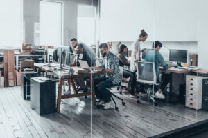 The future of coworking space