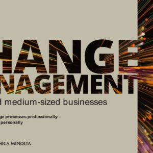 Change management: the Job Wizards workbook on the subject