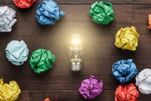 Brainstorming – always a good idea