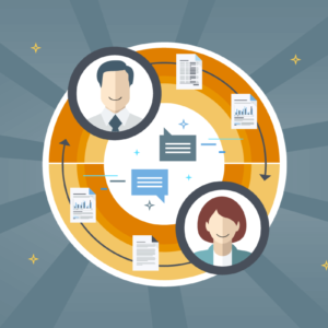 Data dilemma on collaborative platforms: Do you synchronise, or are you still sending?