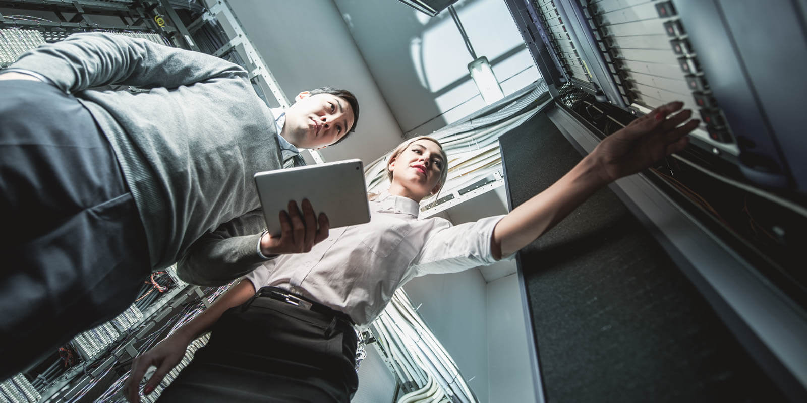 IT governance – for corporate success with a system