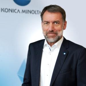 Jörg Hartmann, Konica Minolta