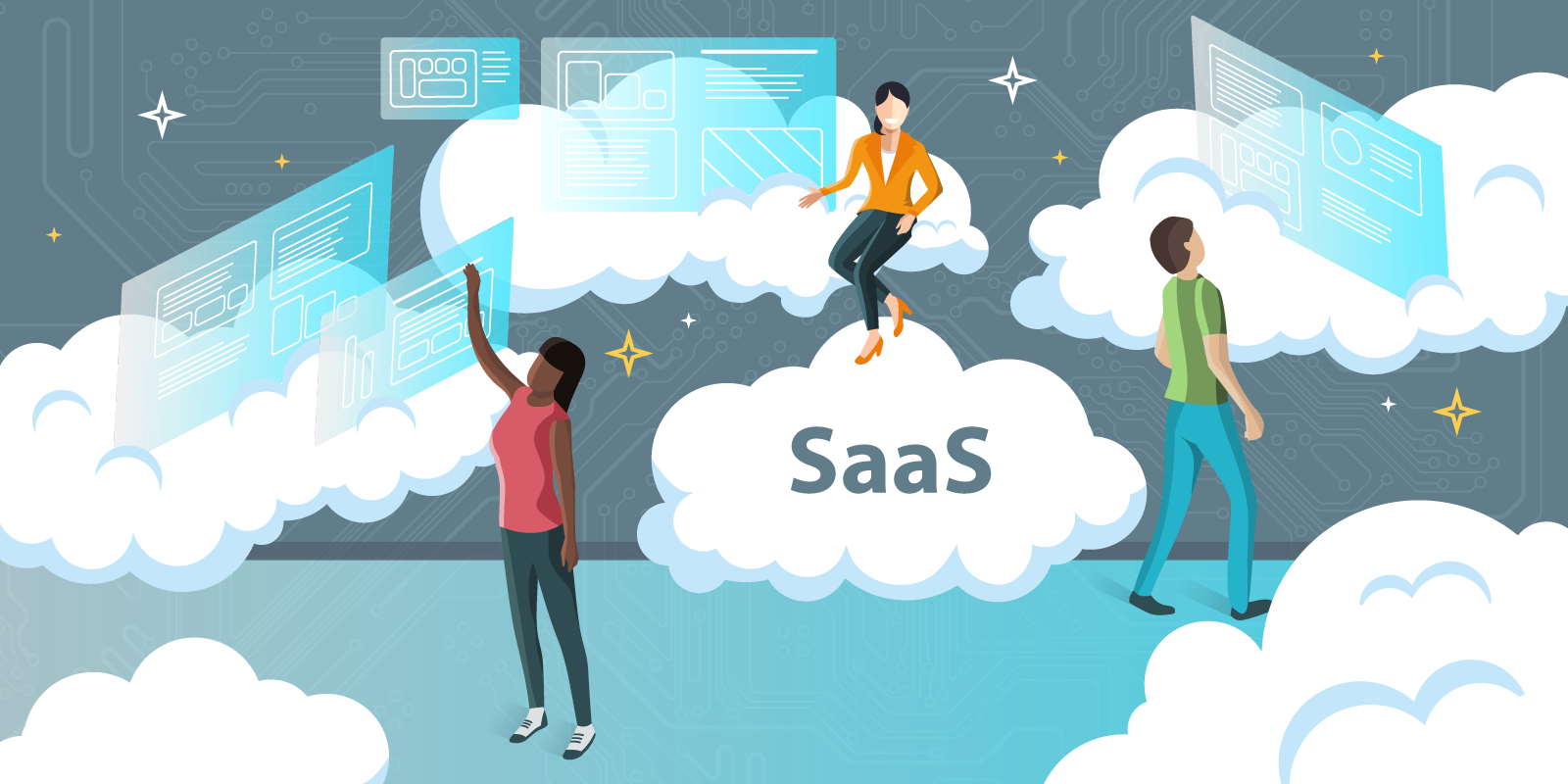 SaaS: Software as a Service is helping ever more SMEs