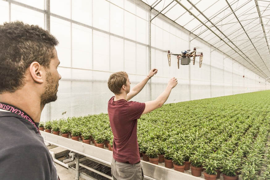 Digital agriculture with drones