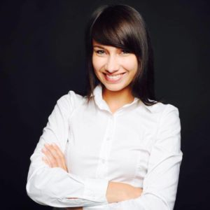 Elena Simutenkova – Marketing Manager for Kitchen Appliances at Philips France in Paris.