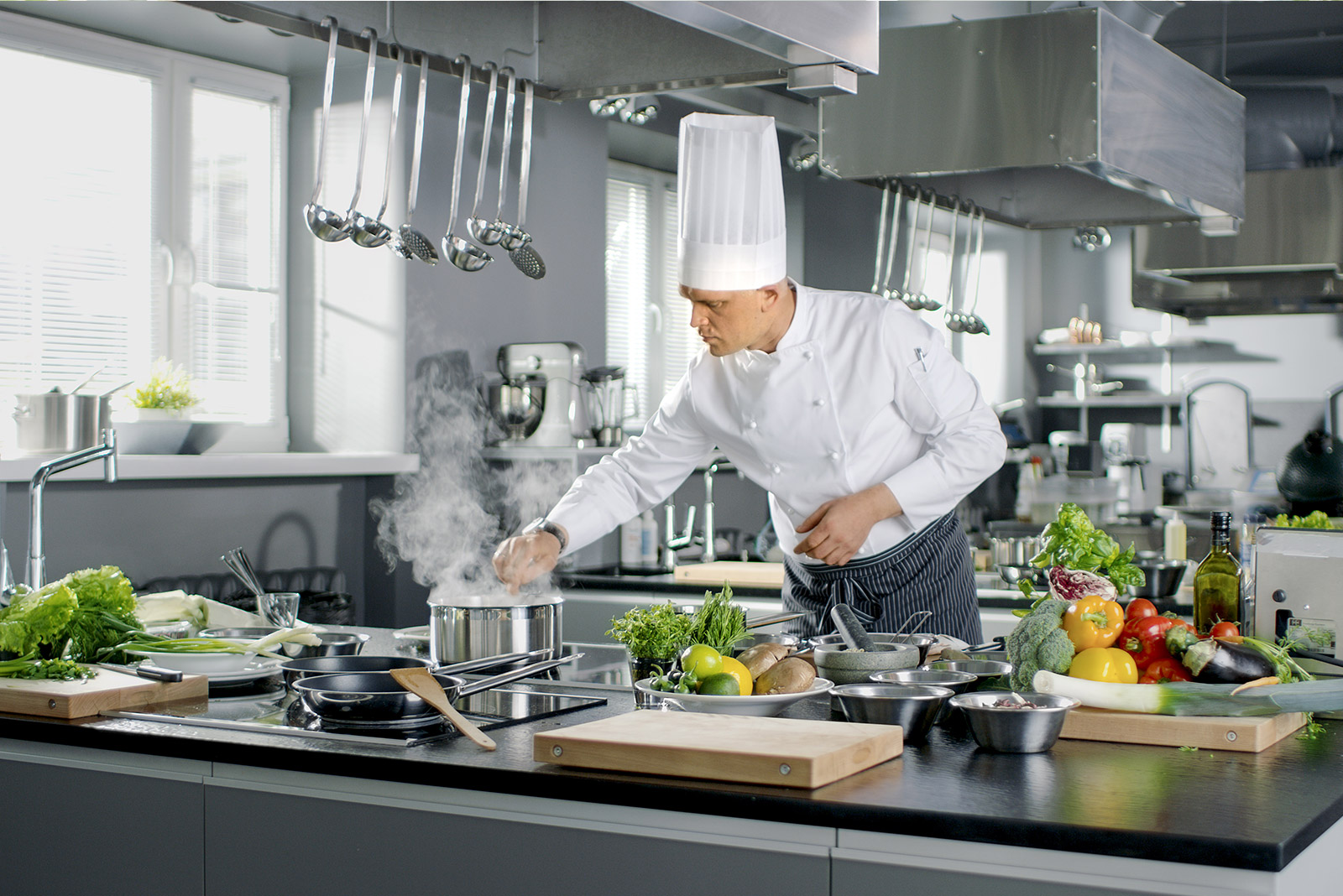 """""""Work clean"""": Trabajar como un top chef"""