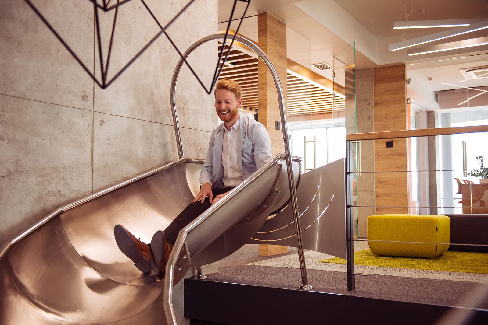 La nueva oficina: Lugar de trabajo y segunda casa (I)