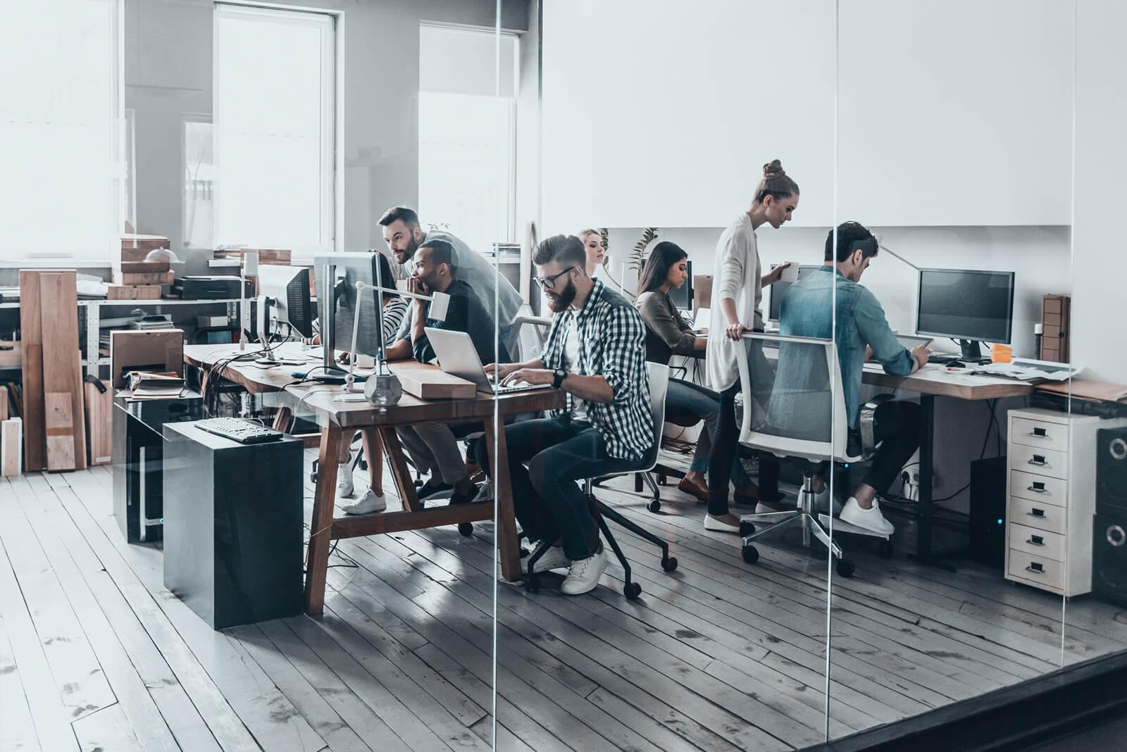 El futuro del espacio de coworking