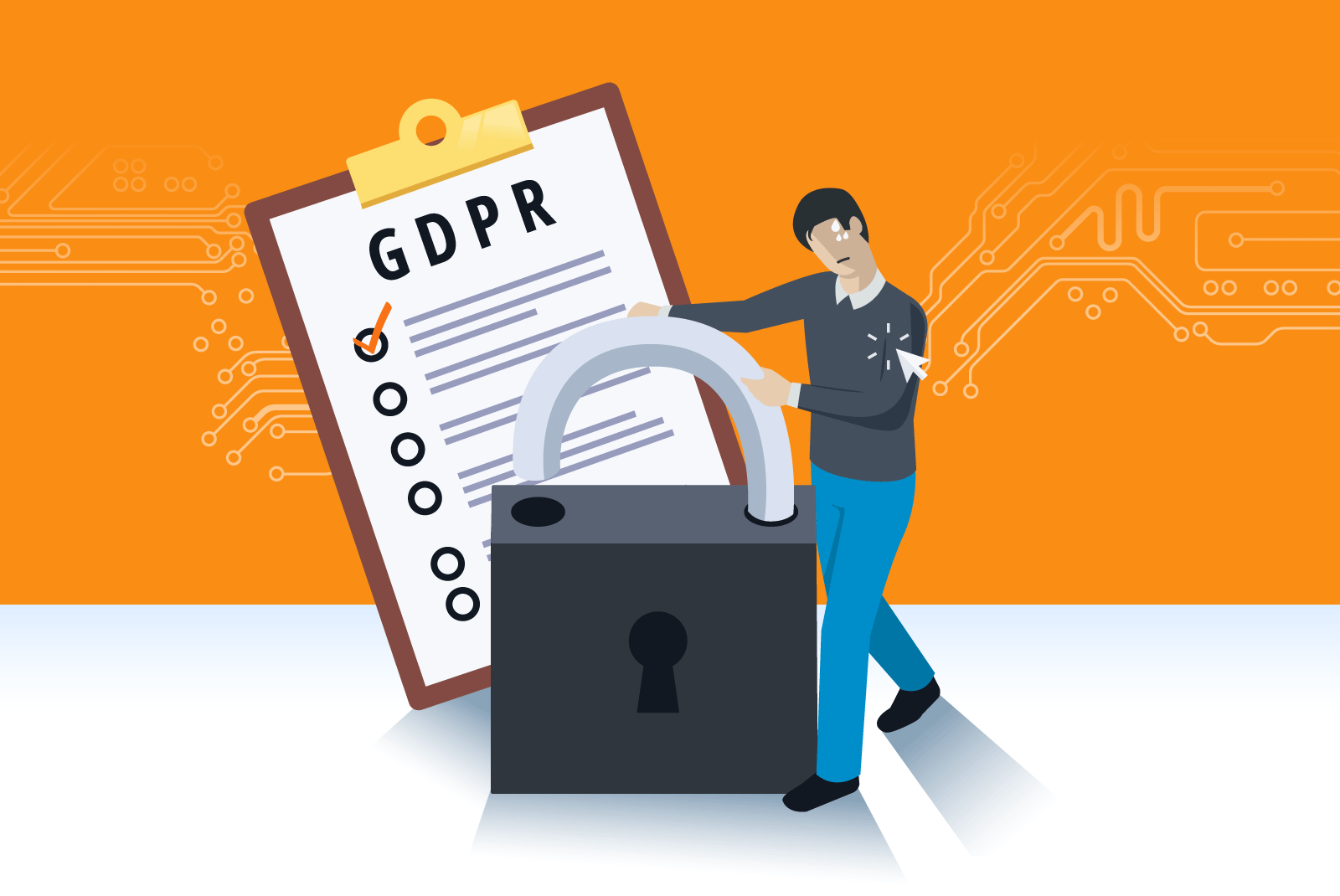 Evaluando la situación tras los primeros 100 días: ¿Cómo marcha el RGPD/GDPR?