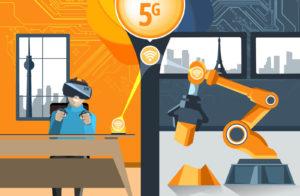 5G: Las nuevas posibilidades con una velocidad de datos 100 veces superior
