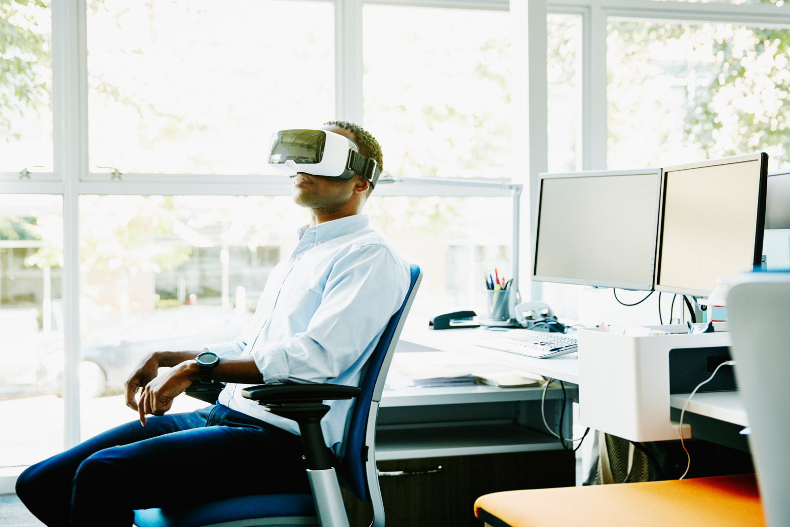 The digital future is changing the office