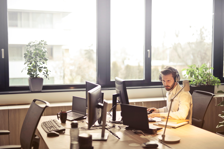 Hva gjør en bedrift som henger med på dagens IT?