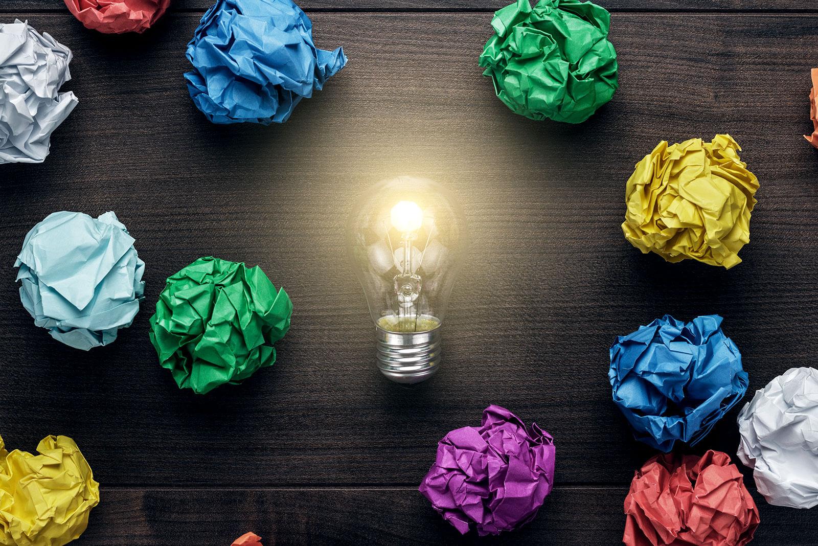 Брейнстормінг: техніка для генерації нових ідей